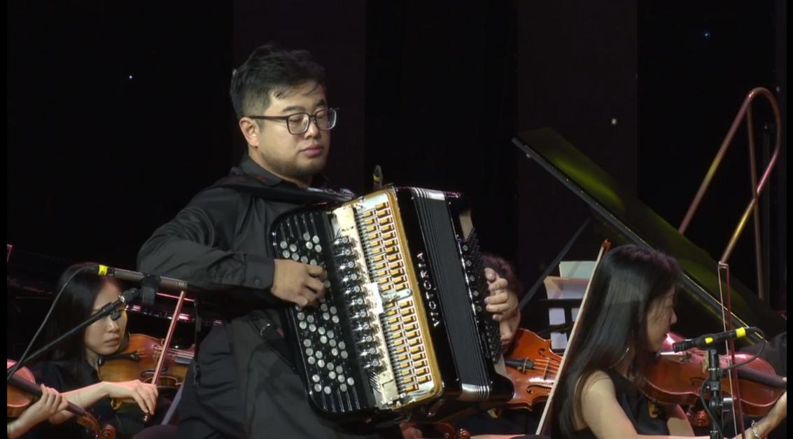 021第四届深圳·宝安国际手风琴艺术周开幕