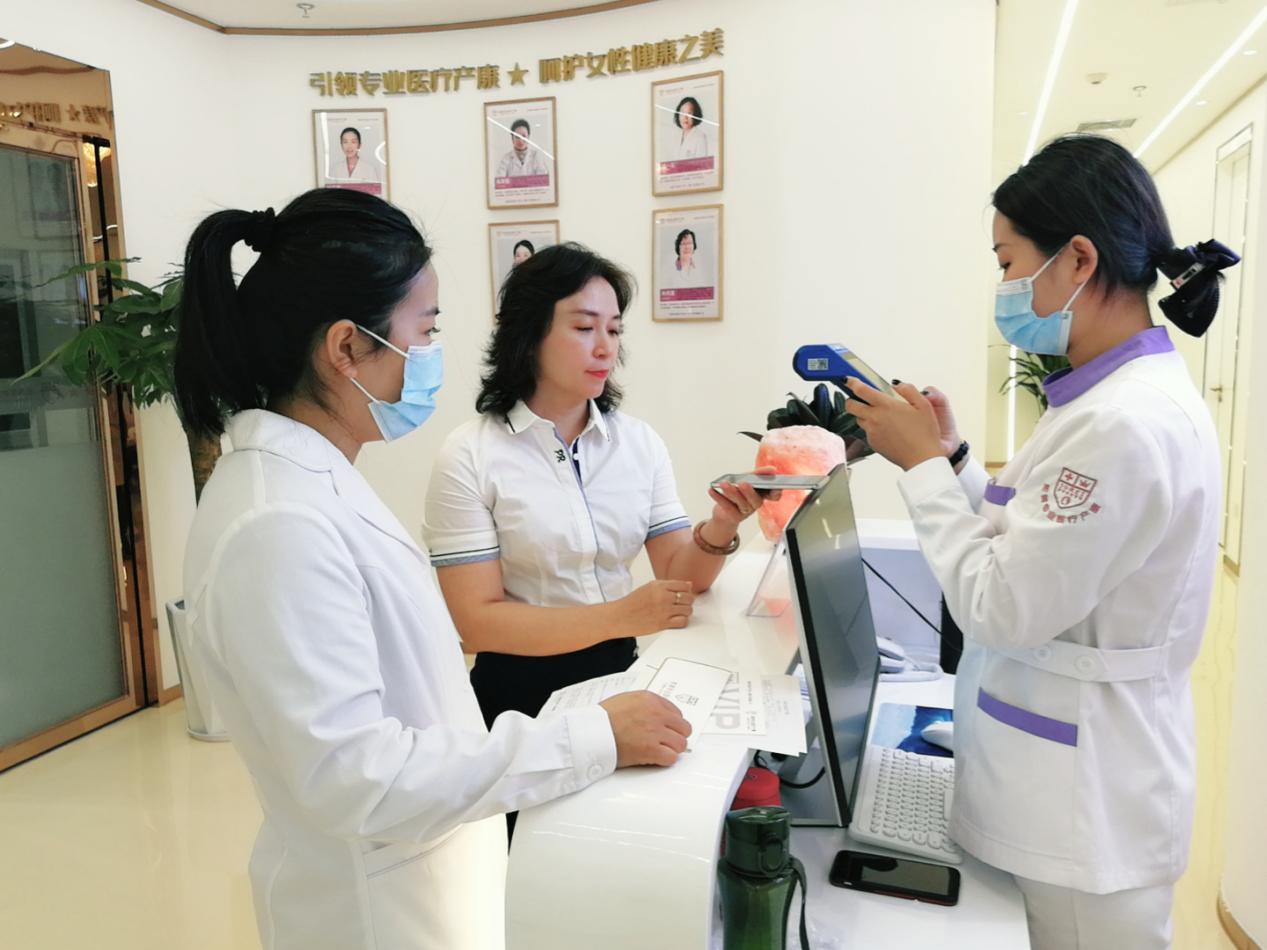 产后康复·生殖保养打卡地!炬美开创中国6P系统专业医疗产康