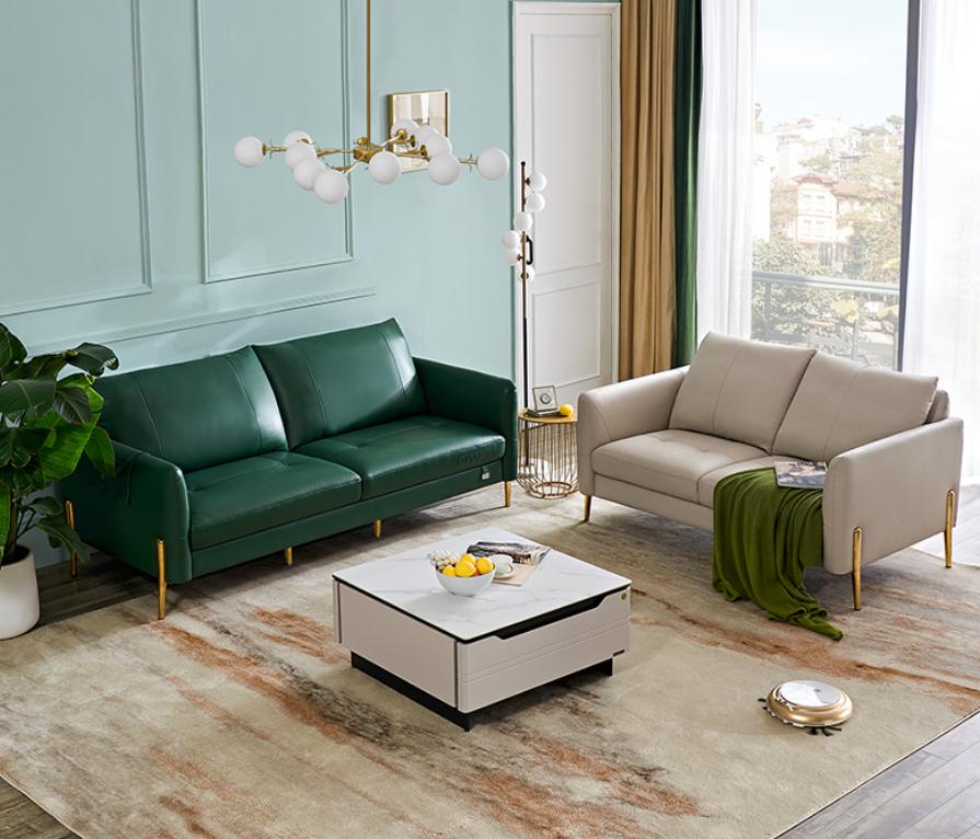 客厅沙发尺寸怎么选?看看全友的专业建议