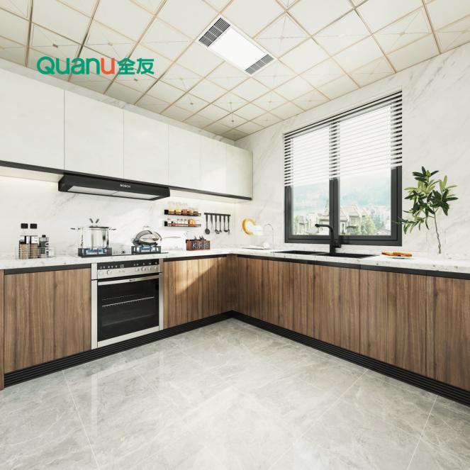 厨房设计小细节,全友给你更顺心的厨房