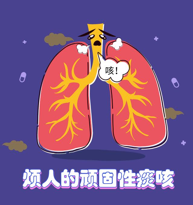 说说顽固性痰咳的气道高反应
