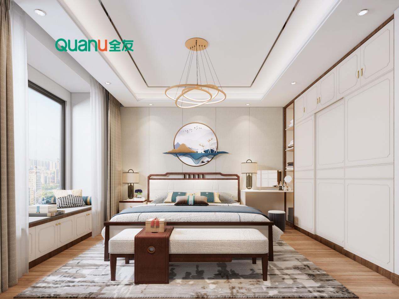 全友设计师私藏的几个满分卧室的改造方法 提高你家的幸福感