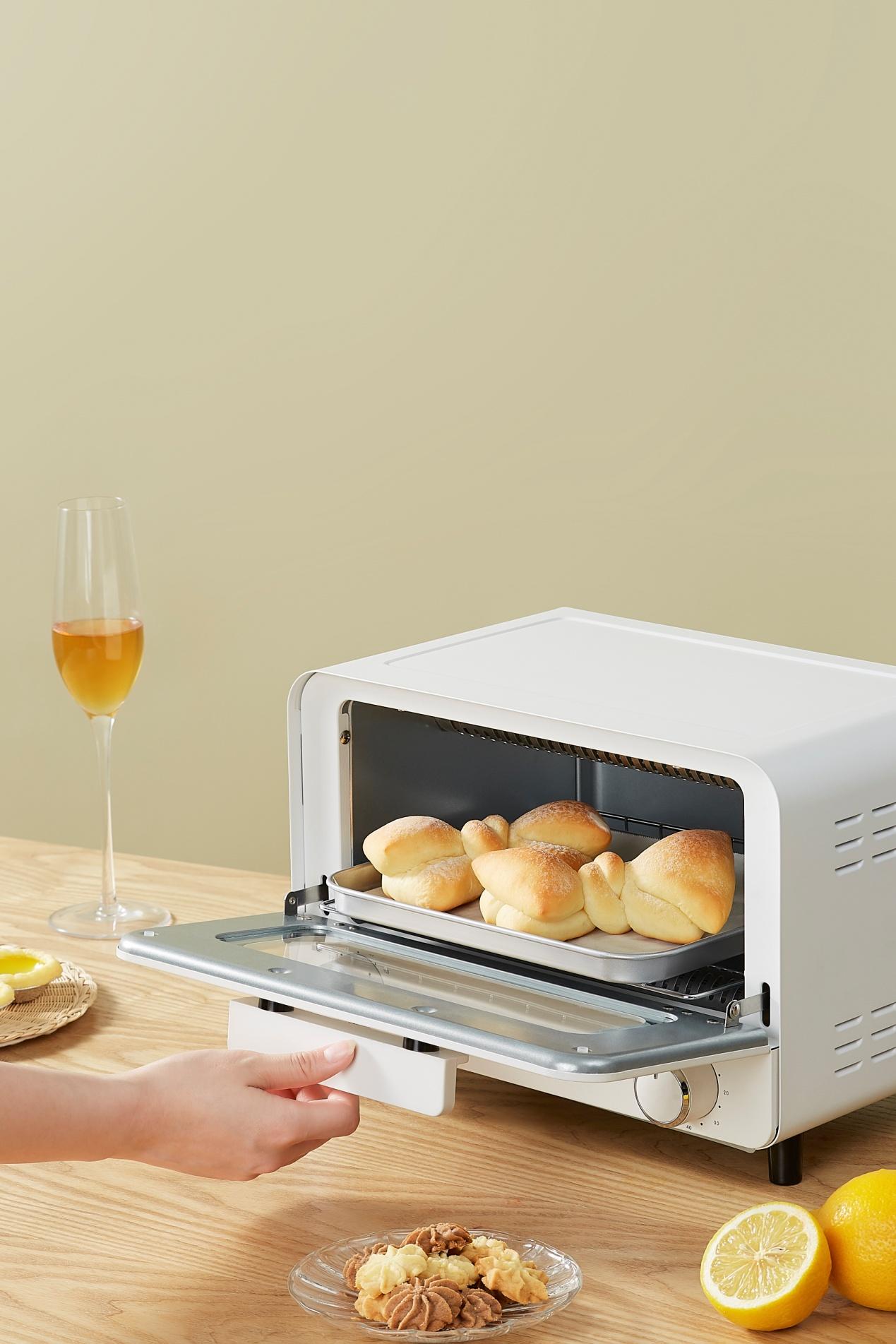 一普尼克Mini烘焙魔方,打造年轻人的味蕾幸福感