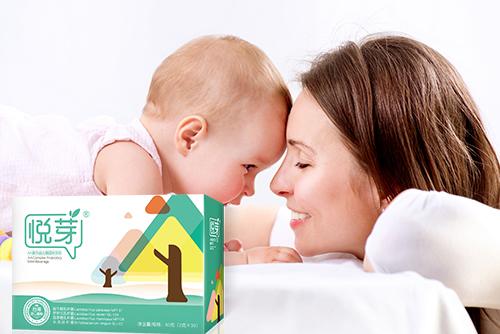 孩子鼻炎推荐悦芽益生菌,调节过敏体质,鼻炎好的快